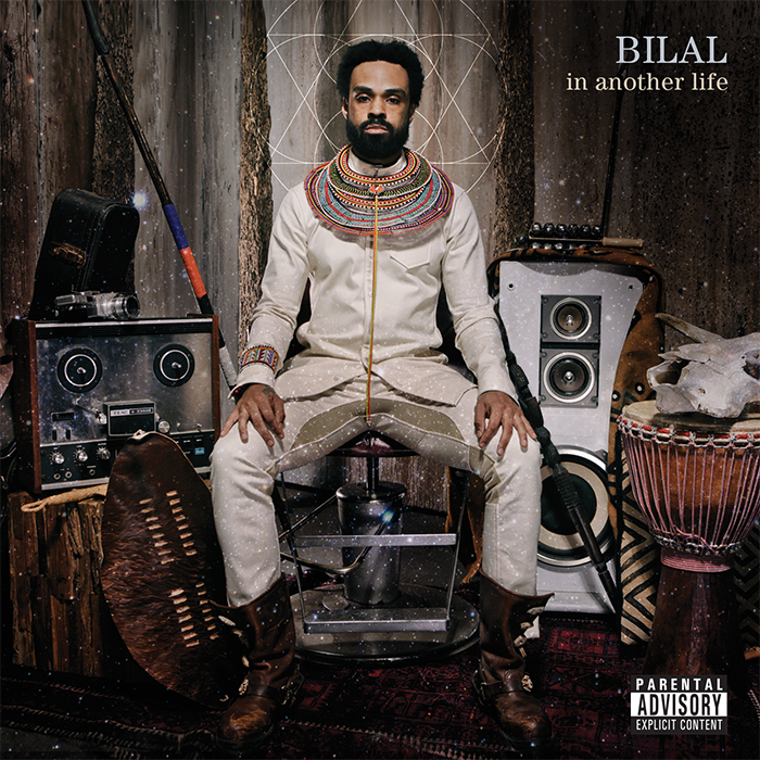 "Bilal  ""I Really Don't Care""  (official video)"